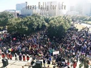 Texas Rally for Life 2016
