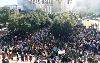 Texas Rally for Life 2016