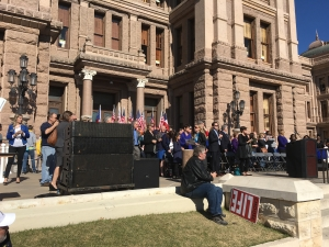 TX Rally for Life 2016