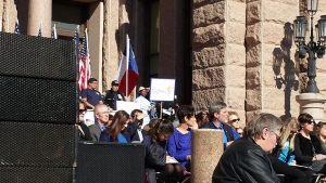 Speakers for TX Rally