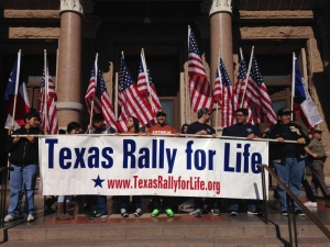 TX Rally for Life 2016
