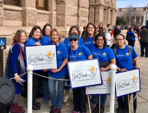 Texas Rally for Life 2018